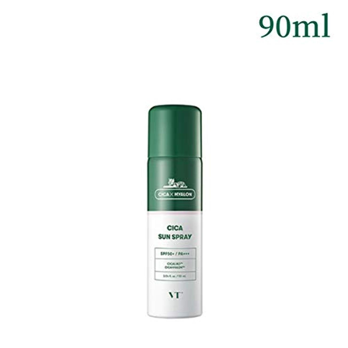 与える冷淡なチャンピオンシップVT Cosmetis CICAサンスプレー90ml
