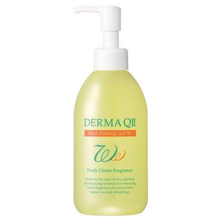 デルマQⅡマイルドピーリングゲルWフレッシュシトラスの香り