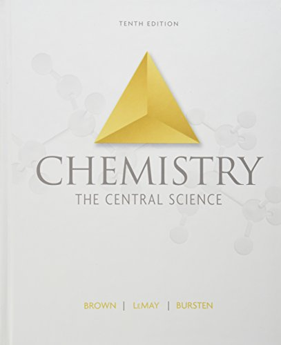 Download Chemistry: The Central Science (10th Edition) (MasteringChemistry Series) 0131096869