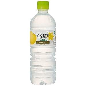 コカ・コーラ い・ろ・は・す 天然水 なし ペットボトル 555ml×24本