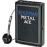 Jim Dunlop Rockman ギター ヘッドホンアンプ Metal Ace Headphone Amp ロックマン [並行輸入品]