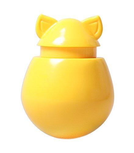猫おもちゃ アメリカdoyenworld ペット用知育玩具 DoyenCat Yellow Bana...
