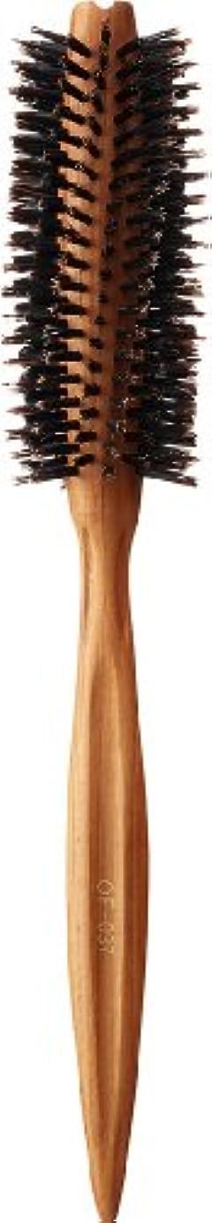 デッキドループボリュームオブ?コスメティックス ローリングブラシ?037 直径37mm 美容室専売 ヘアブラシ プロ仕様 立体的なヘアスタイル オブコスメ