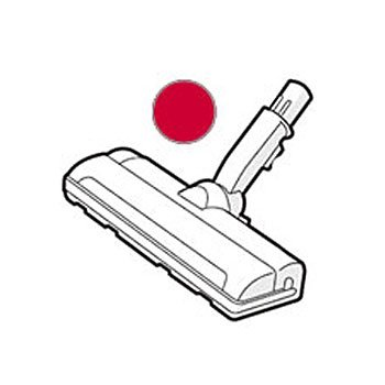 シャープ 掃除機用吸込口(レッド系)(2179351049)...