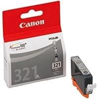 (業務用50セット) Canon キヤノン インクカートリッジ 純正 【BCI-321GY】 グレー(灰) ds-1732110