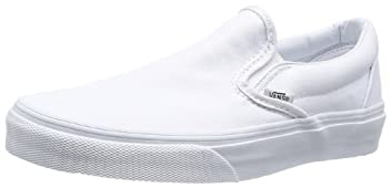 Slip-On V98: White