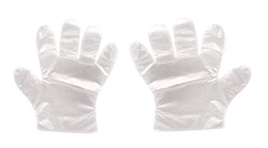 キノコ格納敬の念(クリエイトnema)使い捨て手袋 極薄ビニール手袋 ポリエチレン 透明 実用 衛生 枚数選べる (800枚セット)