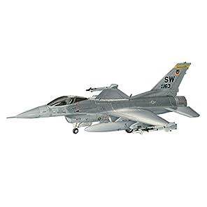 ハセガワ 1/72 アメリカ空軍 F-16C ファイティング ファルコン プラモデル B2