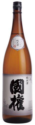 国権酒造 福島県 国権 純米酒 1.8L