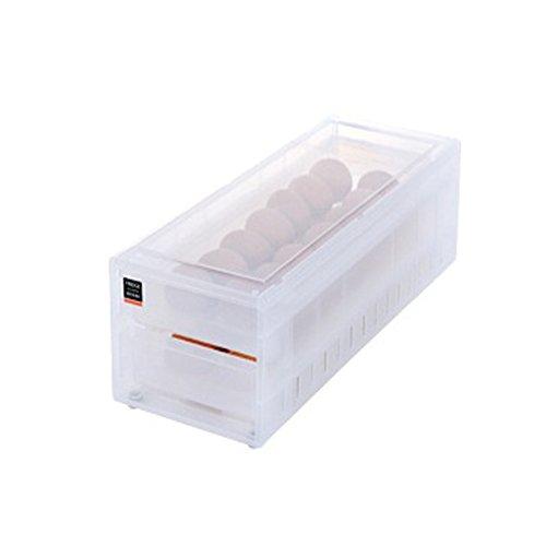 卵ケース 玉子キャリー 冷蔵庫収納 整理 収納ボックス エッグホルダー