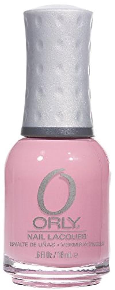 裸見出し月曜Orly Nail Lacquer - Cupcake - 0.6oz / 18ml