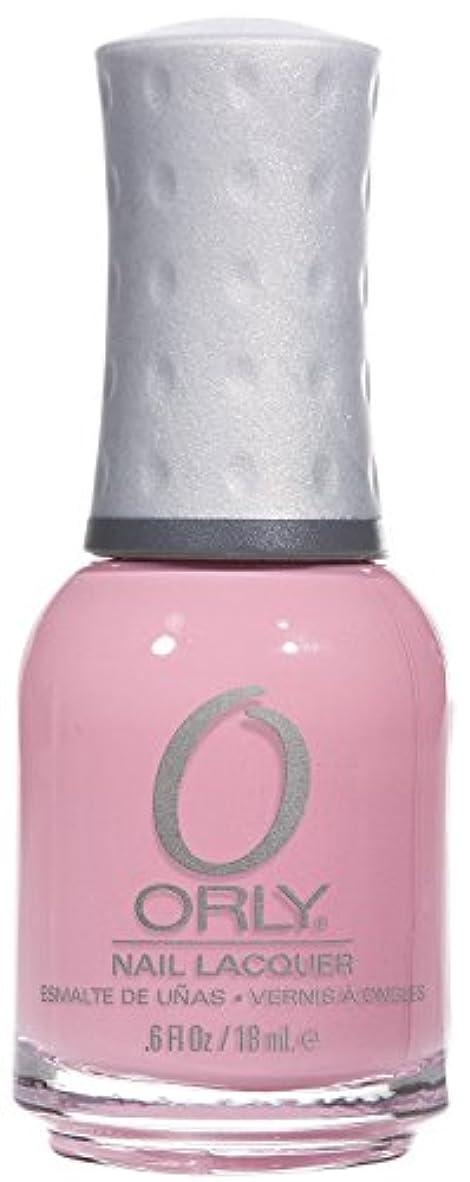 保証金配置社説Orly Nail Lacquer - Cupcake - 0.6oz / 18ml