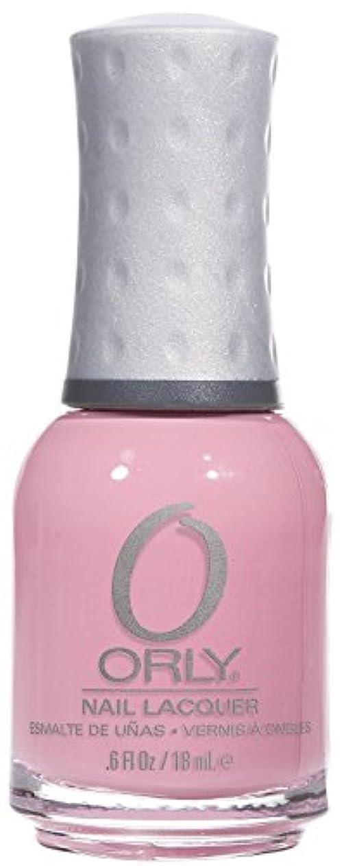 肺不調和印象Orly Nail Lacquer - Cupcake - 0.6oz / 18ml