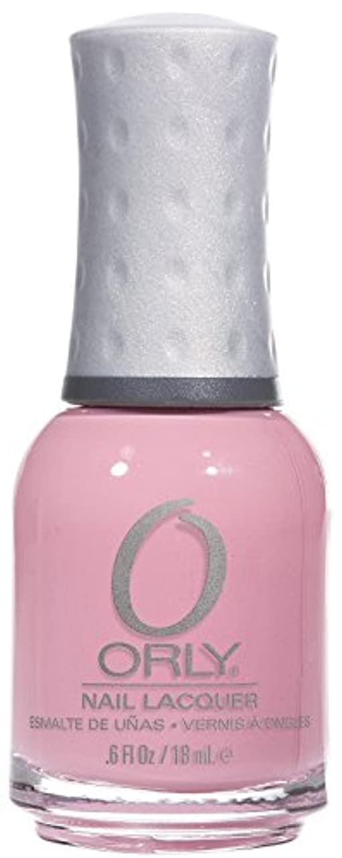 機関見捨てられた不快Orly Nail Lacquer - Cupcake - 0.6oz / 18ml