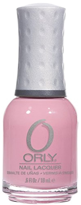 Orly Nail Lacquer - Cupcake - 0.6oz / 18ml