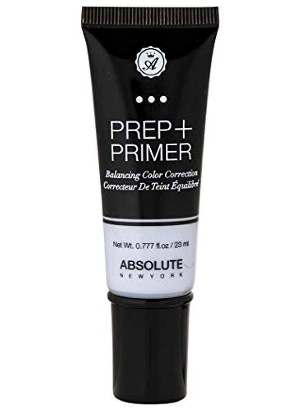 辞書粒取り替えるABSOLUTE Prep + Primer - Blue (並行輸入品)