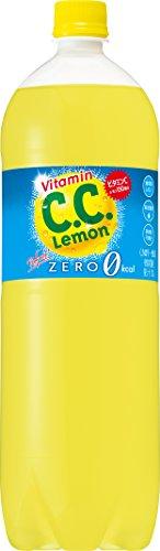 サントリー C.C.レモン リフレッシュゼロ 1.5L×8本