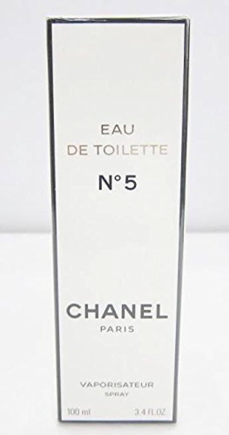 シャネル(CHANEL) No5 EDT SP 100ml[並行輸入品]