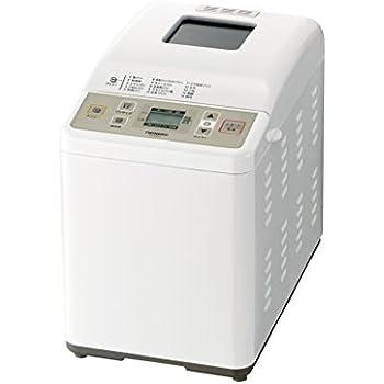 ツインバード ホームベーカリー ~2斤 ホワイト PY-E631W