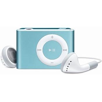 Apple iPod shuffle 1GB ブルー MB227J/A