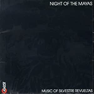 Night of the Mayas Day of the Dead