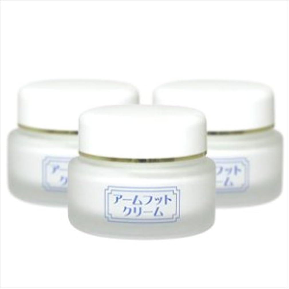 カロリーお手入れヒューム薬用デオドラントクリーム アームフットクリーム(20g) (3個セット)