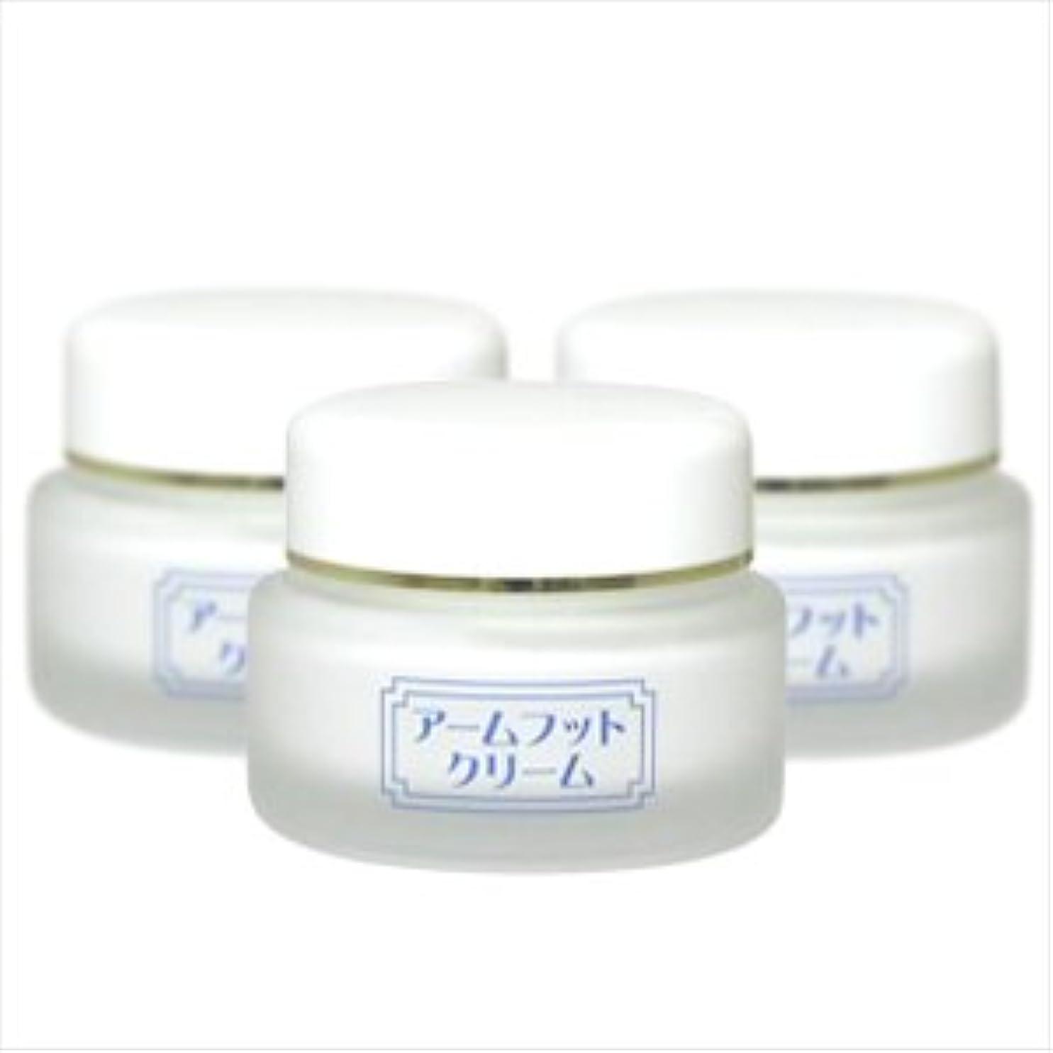 パイル回復スペシャリスト薬用デオドラントクリーム アームフットクリーム(20g) (3個セット)