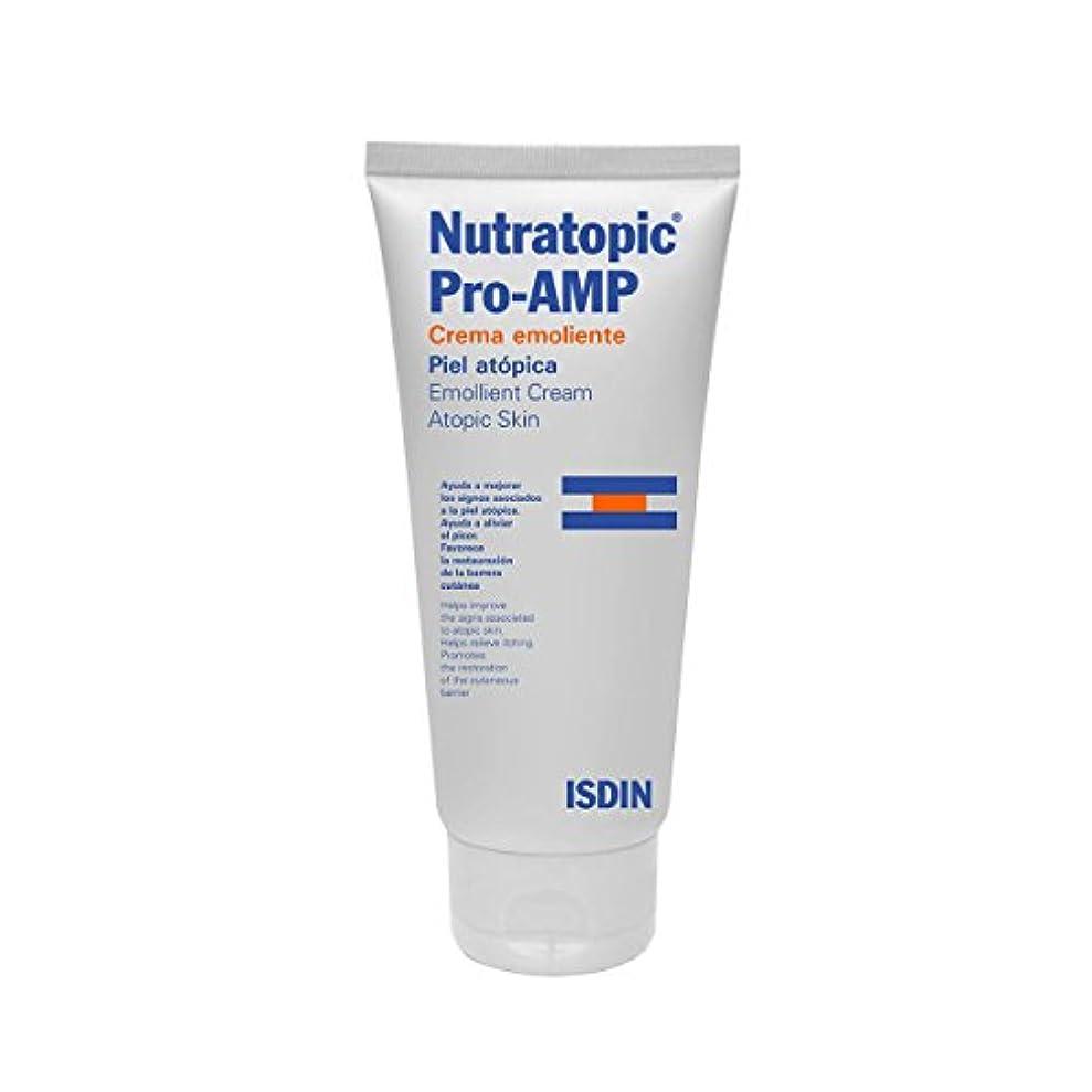 政治家の慣性ダルセットIsdin Nutratopic Emollient Cream 200ml [並行輸入品]
