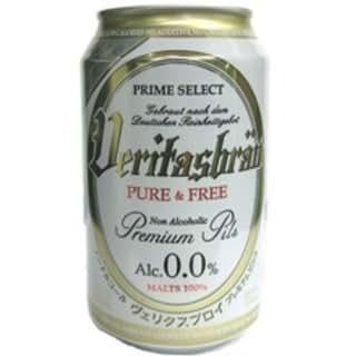 ヴェリタスブロイ ピュアアンドフリー /パナバック(ノンアルコール) 330ml缶 330ML × 24缶