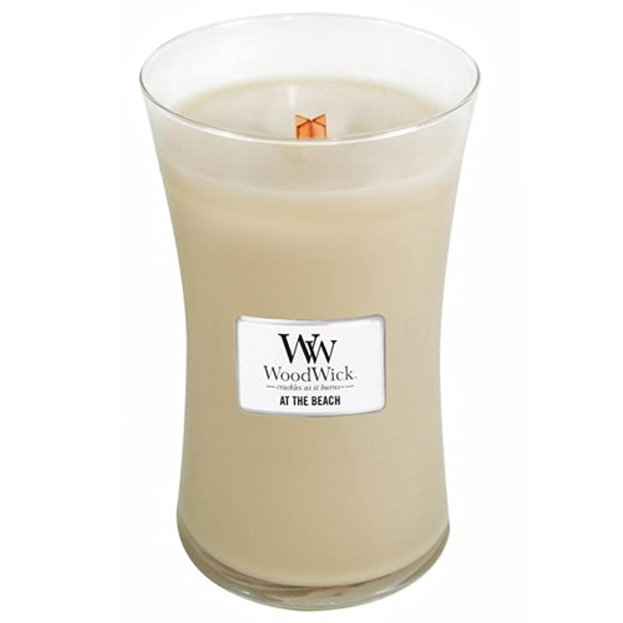 バーマドやめる引退したWoodWick Candle At The Beach 22oz by Woodwick