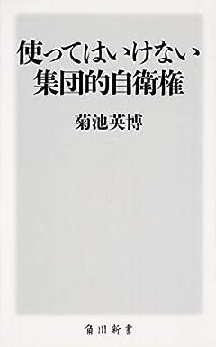 使ってはいけない集団的自衛権 (角川新書)