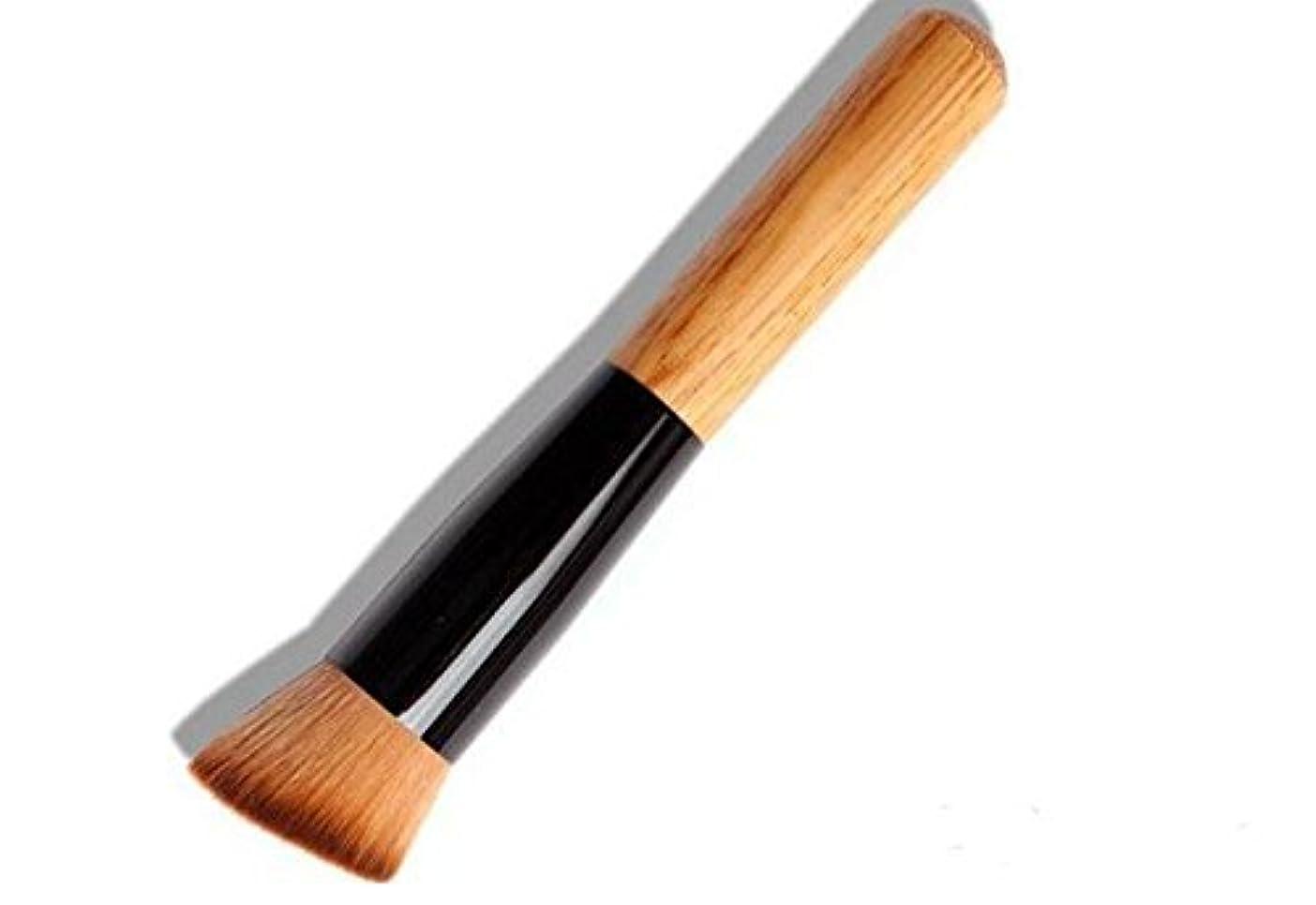 梨偶然のせっかちBOOLAVARD Makeup Foundation Powder Brush - Professional Make Up Brush - Cosmetics Tools - Liquid Foundation Brush...