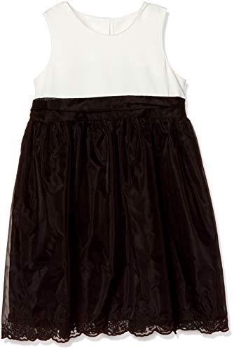 8b6e9f3af9363  タキヒヨー  フォーマル 裾 刺繍 ワンピース ドレス 女の子 342202003 ブラック 日本 80 (日本サイズ80 相当)  タキヒヨー   フォーマル 裾 刺繍 ワンピース ドレス ...