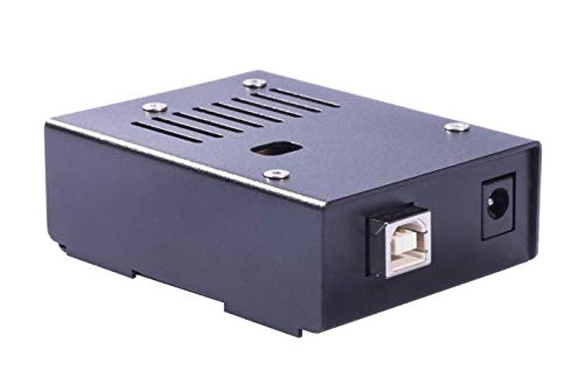 波紋リスナースポークスマンArduino Uno - メタルケース ブラック