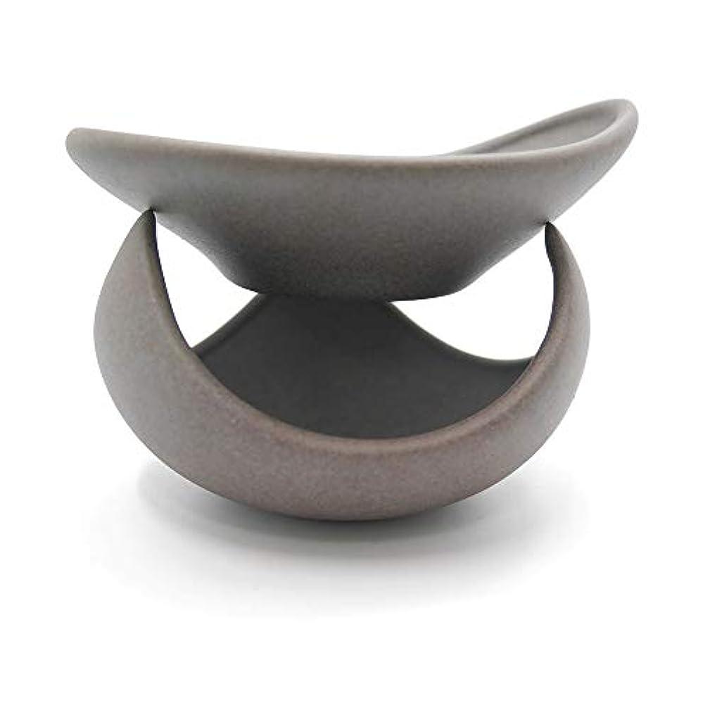 患者自宅で征服するHALO CRAFT(ハロクラフト) 陶器 アロマポット オイルウォーマー