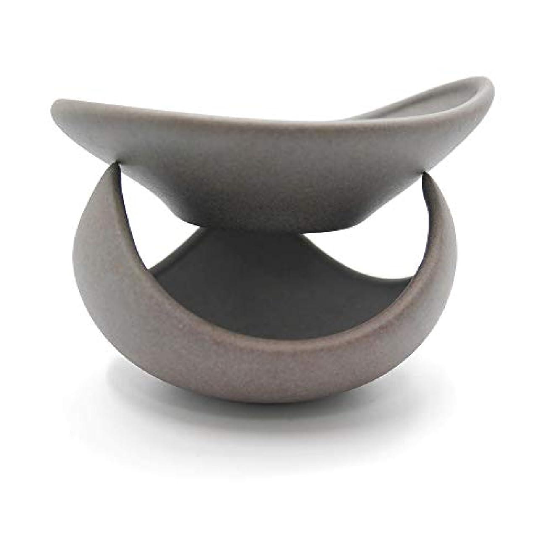 本能社説突然のHALO CRAFT(ハロクラフト) 陶器 アロマポット オイルウォーマー