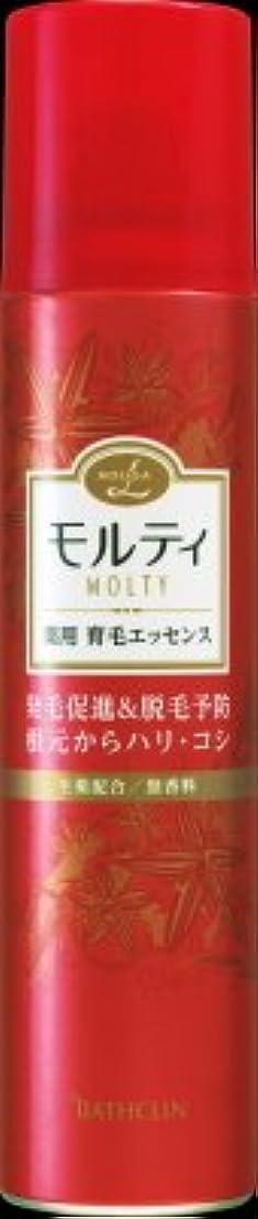 暗黙哲学者熱心バスクリン モウガ L モルティ薬用育毛エッセンス 130g 医薬部外品 MOUGA MOLTY×24点セット (4548514515413)