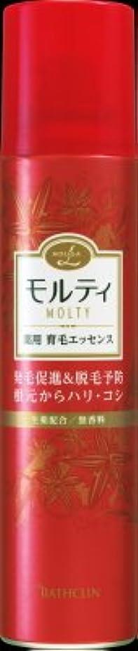 布自分メロドラマティックバスクリン モウガ L モルティ薬用育毛エッセンス 130g 医薬部外品 MOUGA MOLTY×24点セット (4548514515413)