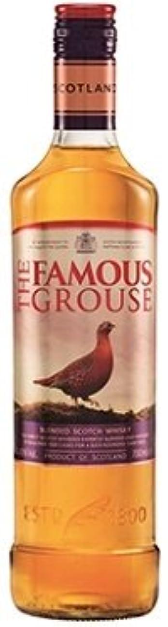 聴衆分散事故フェイマス グラウス ファイネスト (Famous Grouse ) 40% 700ml 並行品 輸入状況により正規品になる場合もあります [並行輸入品]