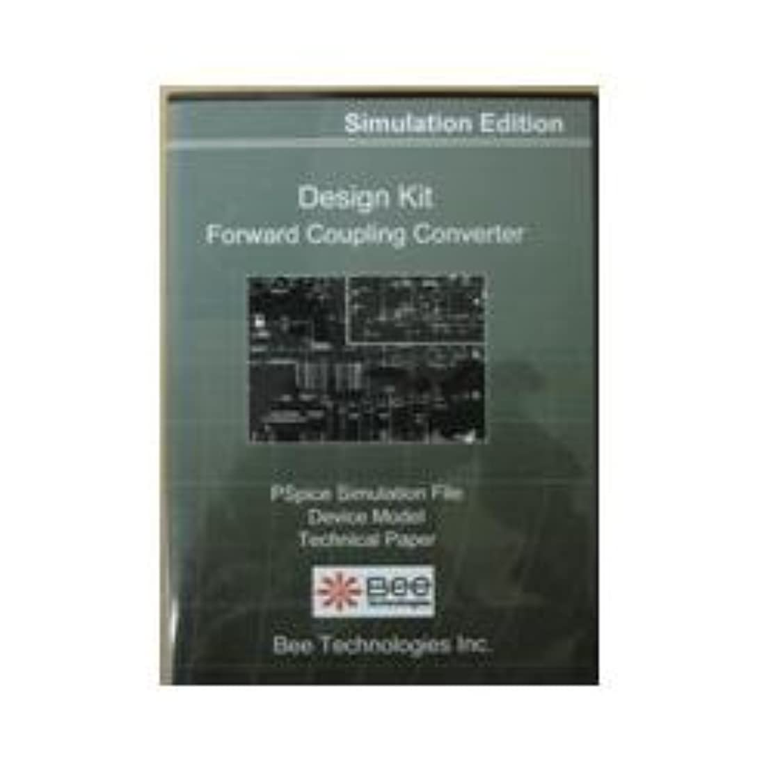観客マイルストーン広がりBee Technologies SPICE デザインキット FCC回路 【Design Kit 001】