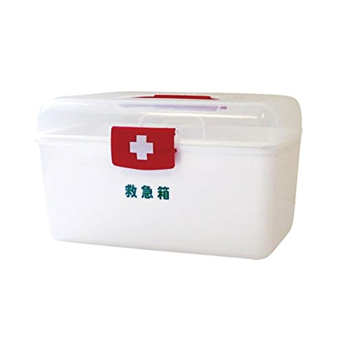 リーダー ポリ救急箱セット Mサイズ 782498
