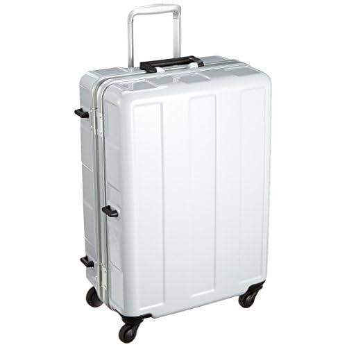 [プラスワン] PLUS ONE 軽量スーツケース ブーン 66L 4.2kg シューズケース2個付き 120-60 ash GRAY (アッシュグレー)