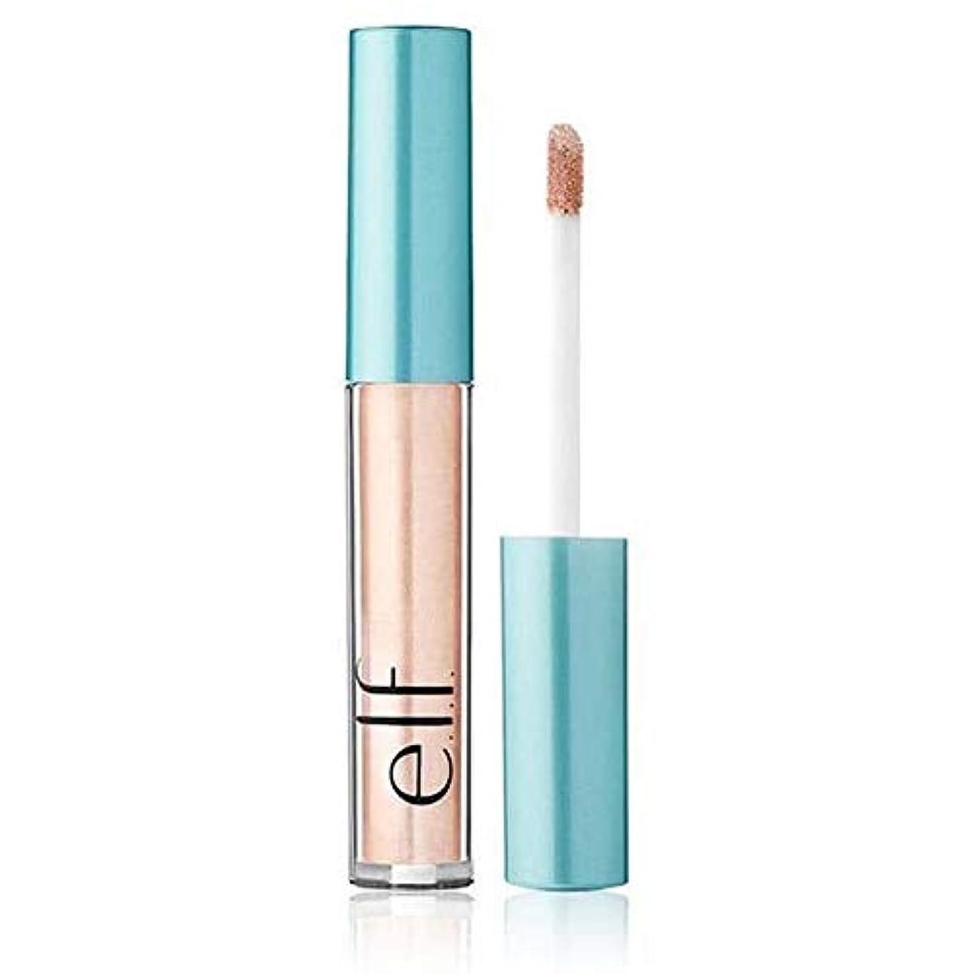 アイデア予想するどのくらいの頻度で[Elf ] エルフ。アクア美しさ - 融液シングルアイシャドウ銅 - e.l.f. Aqua Beauty - Molten Liquid Single Eyeshadow Copper [並行輸入品]