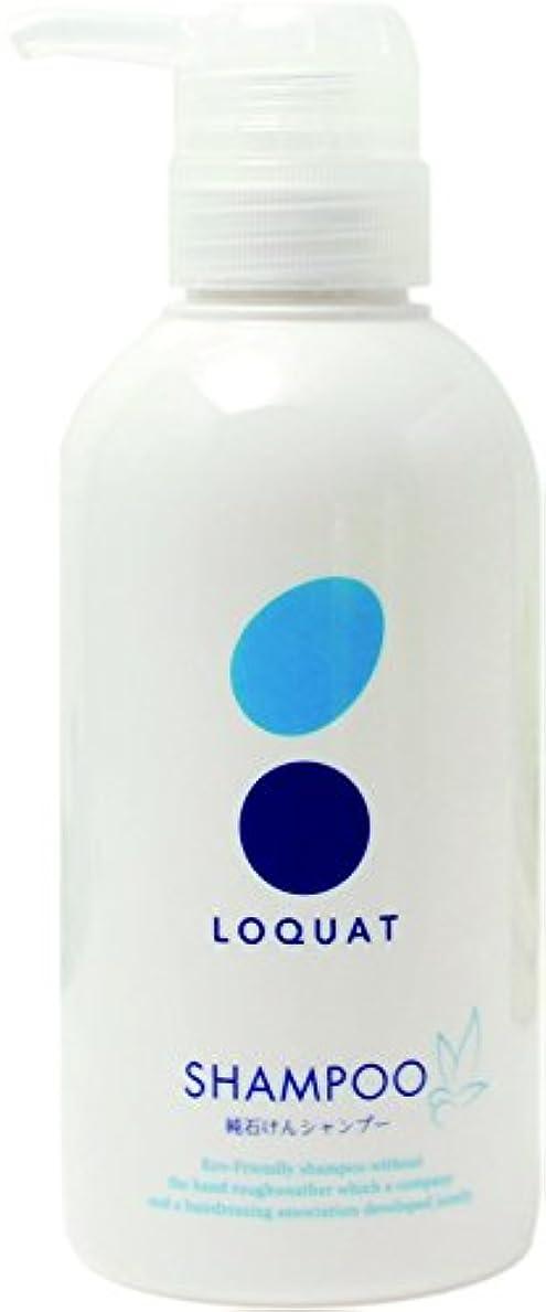 ゲージ流科学的ロクワット 純石けんシャンプー 340ml