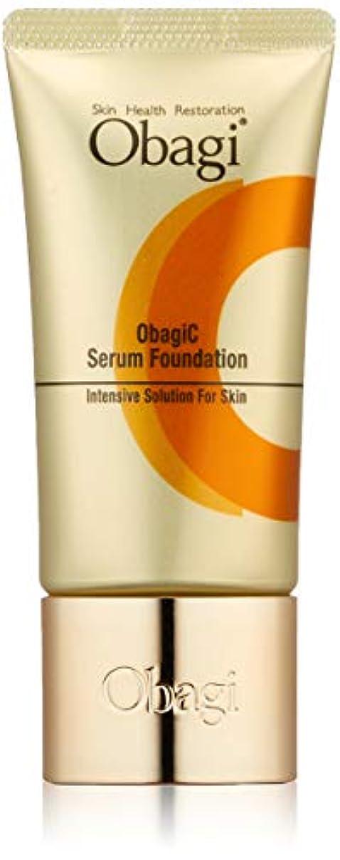 包囲インシデント変化するObagi(オバジ) オバジC セラム(ビタミンC 美容液) ファンデーション ピンクオークル10 30g