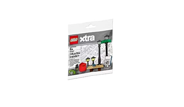 New /& Sealed Lego Xtra 40313 Bicycles Accessories Polybag