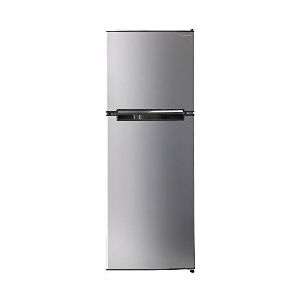 エスキュービズム 2ドア冷蔵庫 WR-2138...の紹介画像2