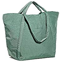 BAGGU Travel Cloud Bag, Lightweight Nylon Packable Tote for Travel or Everyday Use