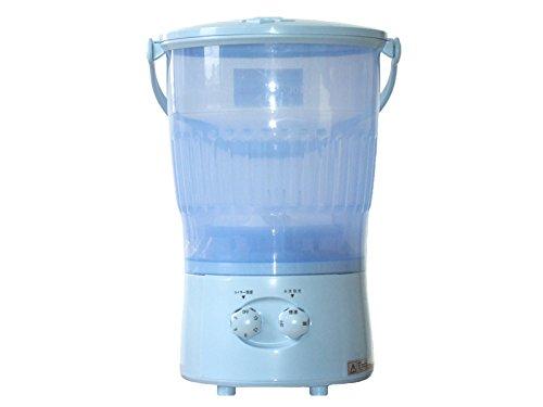 KJ バケツ洗濯機(最大容量10L)【小物衣類の洗濯・野菜の泥...