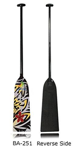 [해외]Z & J SPORT IDBF는 블레이드의 그래픽 디자인에서 탄소 드래곤 보트 패들로 타원형 샤프트와 T 핸들을 승인했습니다/Z & J SPORT IDBF approved oval shaft and T handle with carbon dragon boat paddle in graphic design on blade